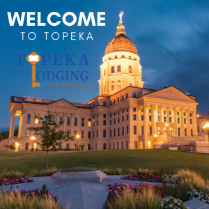 Topeka Lodging Association Ad